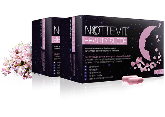 Nottevit Beauty Sleep 2x60db